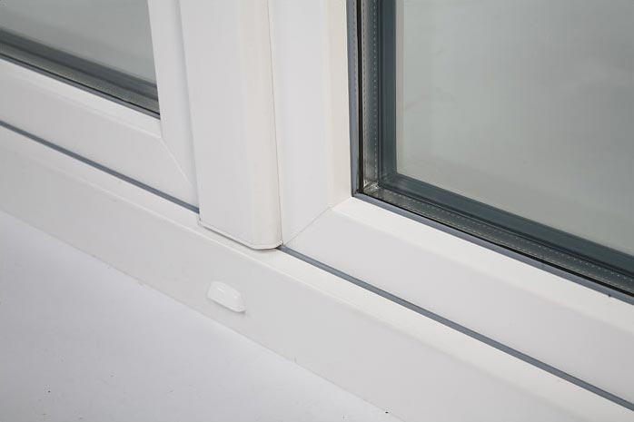 Glasvarianten for Fenster warme kante